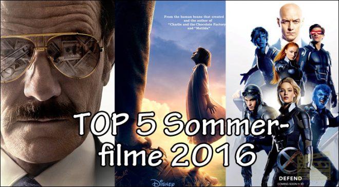 Sommerfilme 2016