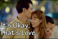 koreanische Drama-Serie It's Okay, That's Love""