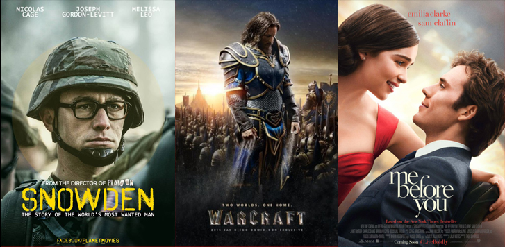 Welche Filme kommen sonst noch diesen Sommer?