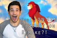 Lion King Live Action Remake