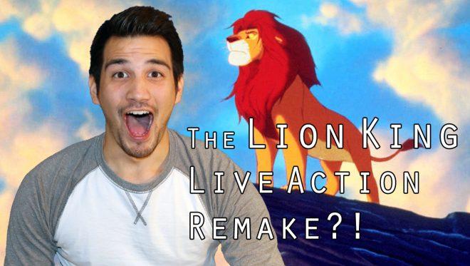 Lion King Live Action Remake