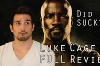 Luke Cage FULL SPOILER-FREE Review - DID IT SUCK? Yes and No.
